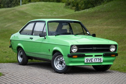 Picture of 1978 Ford Escort RS Mexico For Sale by Auction