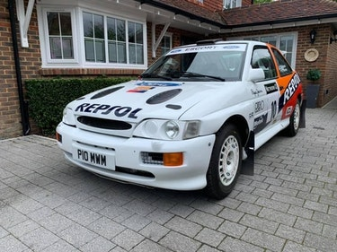 Picture of 1996 P10 mwm, ex works ford escorth cosworth group a For Sale
