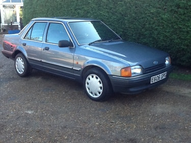 Picture of 1988 Ford Orion 1.6 ghia For Sale