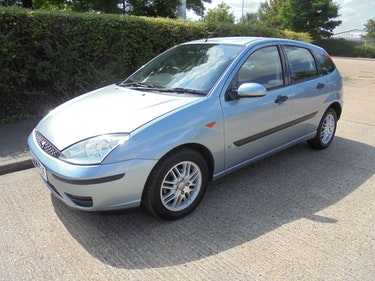 Picture of 2004 Ford Focus 1.6 Petrol 16v LX 5dr Automatic For Sale