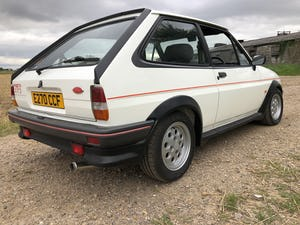 1987 Mk2 XR2 Fiesta (23,000 Genuine Miles!) For Sale (picture 1 of 12)