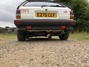 1987 Mk2 XR2 Fiesta (23,000 Genuine Miles!) For Sale (picture 3 of 12)