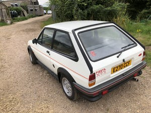 1987 Mk2 XR2 Fiesta (23,000 Genuine Miles!) For Sale (picture 5 of 12)