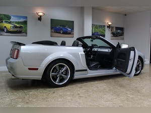 2005 Ford Mustang Convertible GT 4.6 V8 Auto - UK Supplied For Sale (picture 3 of 25)
