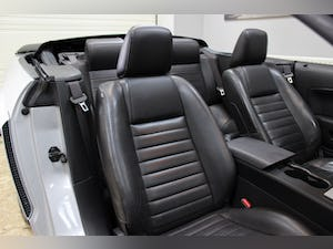 2005 Ford Mustang Convertible GT 4.6 V8 Auto - UK Supplied For Sale (picture 6 of 25)