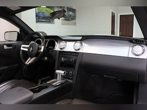 2005 Ford Mustang Convertible GT 4.6 V8 Auto - UK Supplied For Sale (picture 7 of 25)