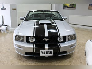 2005 Ford Mustang Convertible GT 4.6 V8 Auto - UK Supplied For Sale (picture 8 of 25)