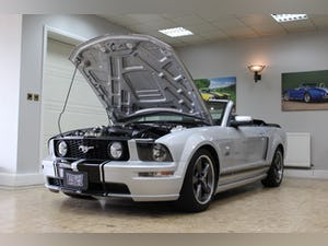 2005 Ford Mustang Convertible GT 4.6 V8 Auto - UK Supplied For Sale (picture 9 of 25)