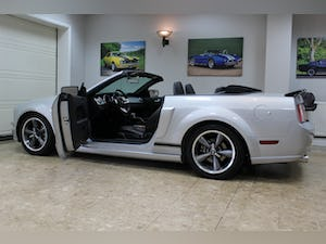 2005 Ford Mustang Convertible GT 4.6 V8 Auto - UK Supplied For Sale (picture 13 of 25)