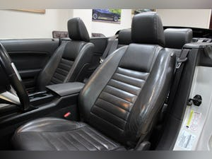 2005 Ford Mustang Convertible GT 4.6 V8 Auto - UK Supplied For Sale (picture 15 of 25)