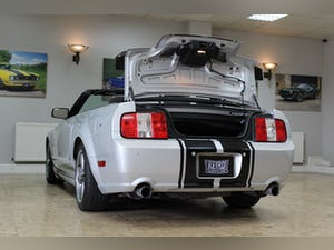 2005 Ford Mustang Convertible GT 4.6 V8 Auto - UK Supplied For Sale (picture 21 of 25)