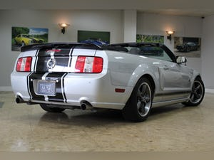 2005 Ford Mustang Convertible GT 4.6 V8 Auto - UK Supplied For Sale (picture 23 of 25)