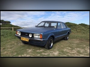 1979 Ford cortina 2.0 GL For Sale (picture 1 of 12)