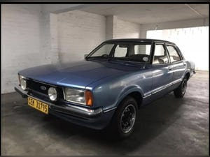 1979 Ford cortina 2.0 GL For Sale (picture 5 of 12)