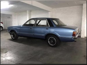 1979 Ford cortina 2.0 GL For Sale (picture 8 of 12)