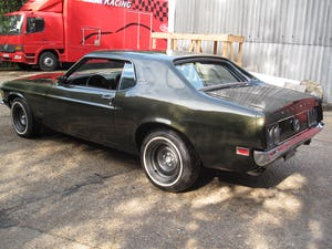 1970 Mustang Grandee Coupe With The Rare 351 4V Cleveland V8 For Sale (picture 10 of 10)