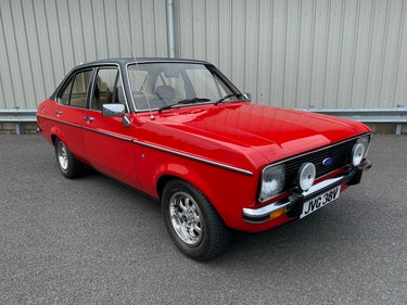 Picture of 1979 FORD ESCORT GHIA MK2 1.6 4 DOOR SALOON WITH 66K MILES For Sale