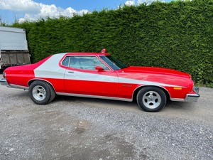 1974 Ford Gran Torino Starsky and Hutch For Sale (picture 2 of 12)