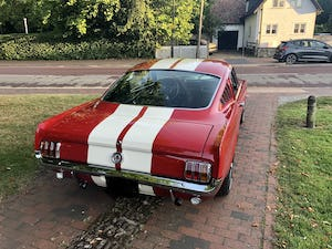 1966 Ford Mustang Fastback For Sale (picture 4 of 12)