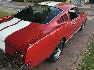 1966 Ford Mustang Fastback For Sale (picture 5 of 12)