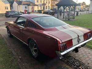 1966 Ford Mustang Fastback For Sale (picture 6 of 12)