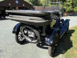 English Bodied 1919 Ford Model T Touring For Sale (picture 3 of 8)