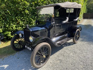 English Bodied 1919 Ford Model T Touring For Sale (picture 4 of 8)