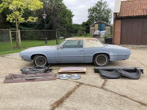 1969 Ford Thunderbird 429 7.0l v8 For Sale (picture 2 of 12)