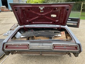 1969 Ford Thunderbird 429 7.0l v8 For Sale (picture 5 of 12)