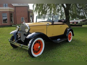 Ford model a roadster 1930 For Sale (picture 1 of 12)