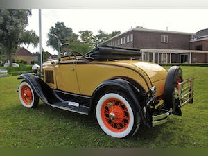 Ford model a roadster 1930 For Sale (picture 2 of 12)