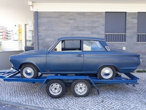 1966 Ford Cortina MK1 1200cc For Sale (picture 8 of 12)