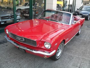 1966 Ford Mustang Convertible For Sale (picture 2 of 17)