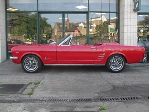 1966 Ford Mustang Convertible For Sale (picture 3 of 17)