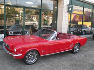 1966 Ford Mustang Convertible For Sale (picture 5 of 17)