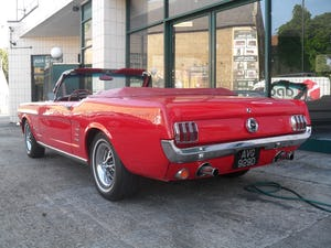1966 Ford Mustang Convertible For Sale (picture 6 of 17)