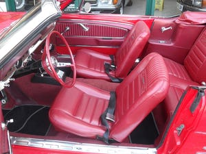 1966 Ford Mustang Convertible For Sale (picture 9 of 17)