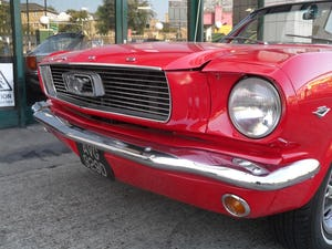 1966 Ford Mustang Convertible For Sale (picture 15 of 17)