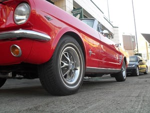 1966 Ford Mustang Convertible For Sale (picture 16 of 17)