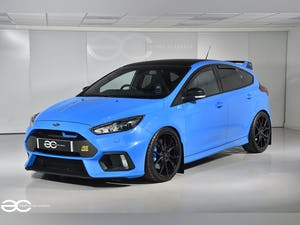 2016 Focus RS - Immaculate One Owner - 2k Miles - Full History For Sale (picture 2 of 12)
