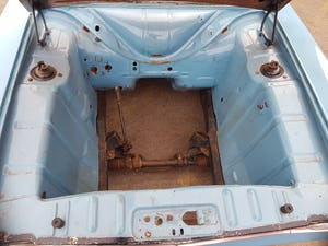 1970 Ford Cortina MK2 2 Door - Rolling Shell For Sale (picture 4 of 7)