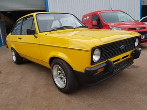 1976 Ford Escort Mk2 2.0 Pinto - 4 Speed For Sale (picture 1 of 7)