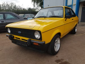 1976 Ford Escort Mk2 2.0 Pinto - 4 Speed For Sale (picture 2 of 7)