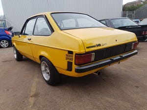 1976 Ford Escort Mk2 2.0 Pinto - 4 Speed For Sale (picture 3 of 7)