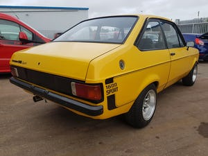 1976 Ford Escort Mk2 2.0 Pinto - 4 Speed For Sale (picture 4 of 7)