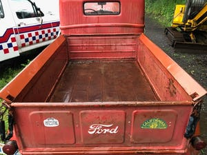 1946 Ford V8 289 Auto Jailbar Pick Up For Sale (picture 3 of 6)