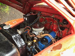 1946 Ford V8 289 Auto Jailbar Pick Up For Sale (picture 4 of 6)