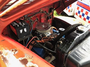 1946 Ford V8 289 Auto Jailbar Pick Up For Sale (picture 5 of 6)