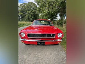 1966 (SOLD) Ford Mustang A-code Coupe For Sale (picture 3 of 12)