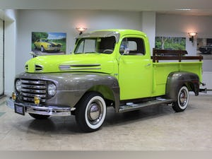 1950 Ford F2 Pick-up Flathead V8 Manual - Fully Restored For Sale (picture 1 of 25)